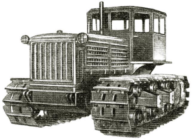Категория:Гусеничные тракторы   Википедия