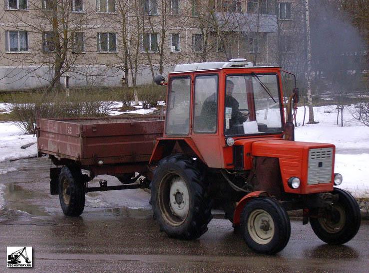 Тракторы в Твери. Купить сельхозтехнику, цены, фото.