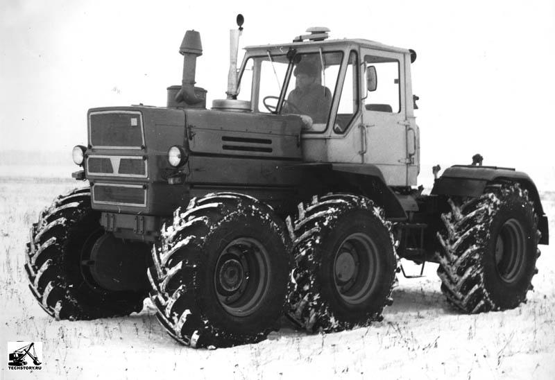 Колесные тракторы Харьковского тракторного завода. Фотогалерея ...