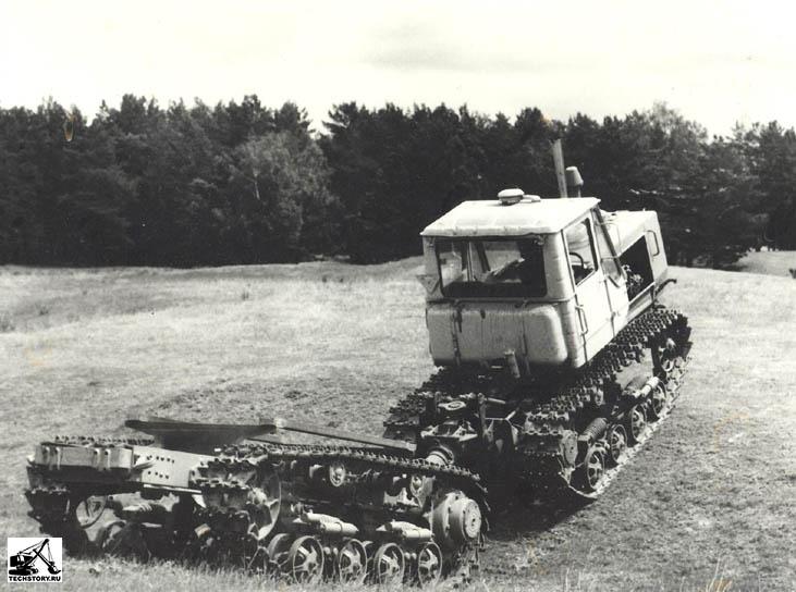 Т-150 своими руками видео