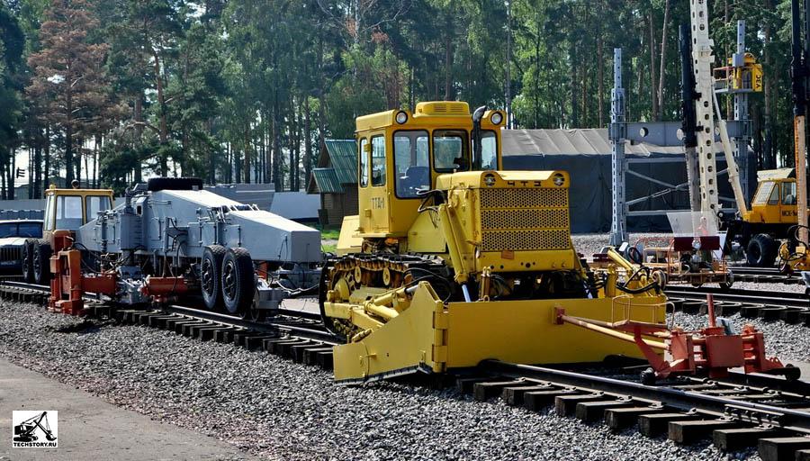 Материалы железнодорожного строительства