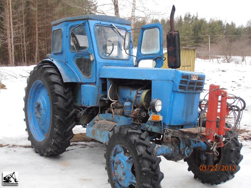 Колесный трактор Т-40М и его модификации. Фотогалерея, часть 2
