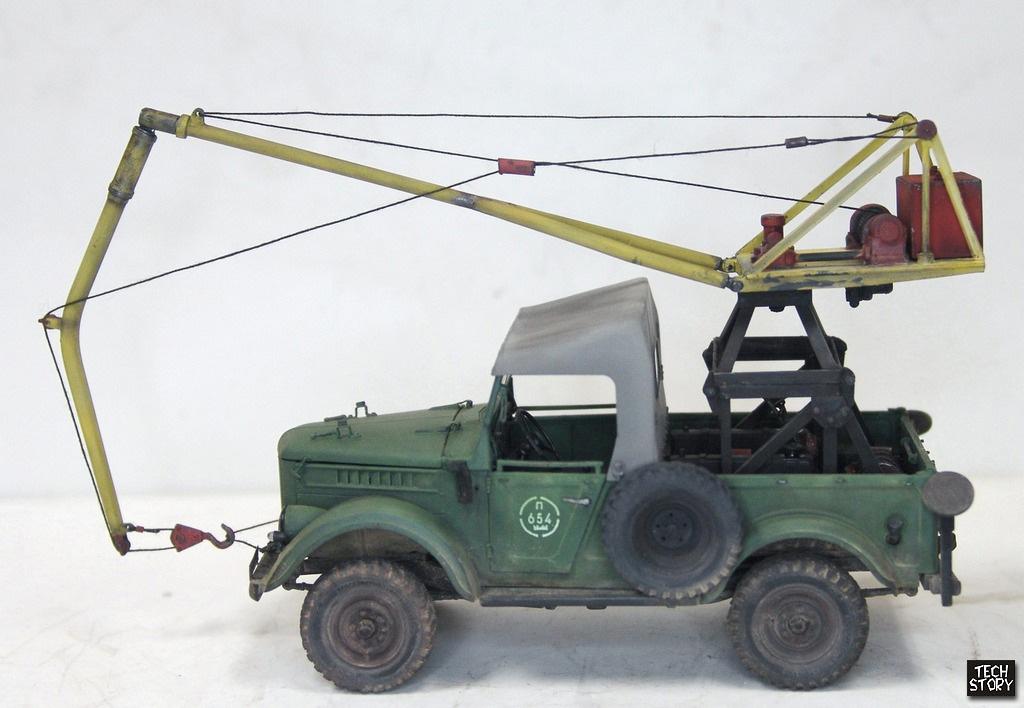 Масштабные модели тракторов