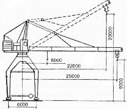 вот схема башенного крана кб-100 копоть взора зеркального
