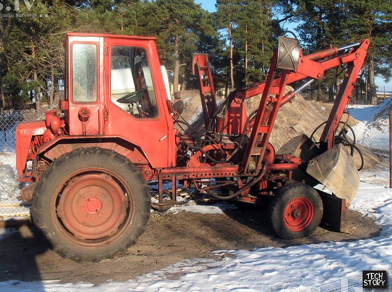 Руководство по ремонту трактора Т-16 своими руками