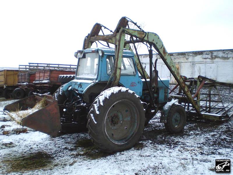 Продам трактор мтз-50 Стогометатель в городе Россоши