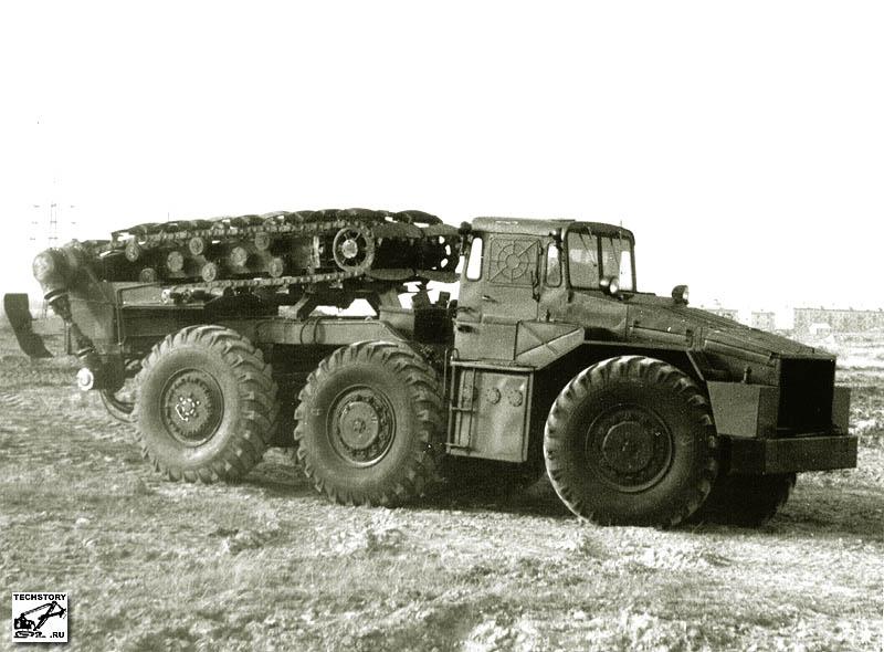 Тракторы №98 - Т-125