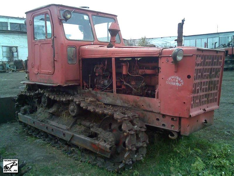Тракторы №17 - Т-4А