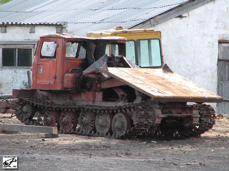 трактор тт 4