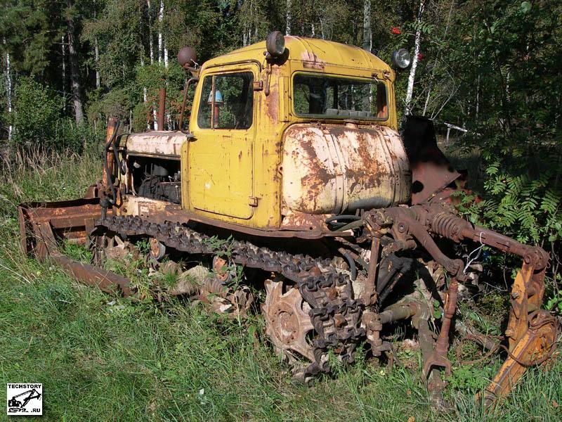 Купить тракторы TYM в Санкт-Петербурге