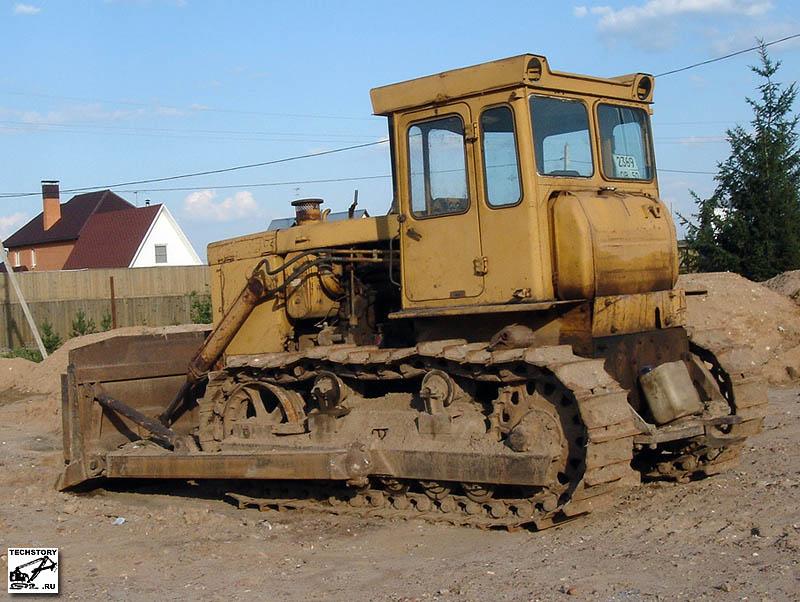 Тракторы Т-130 и Т-170 и их модификации. Фотогалерея, часть II.