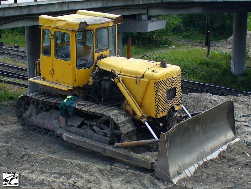 Трактор Т-100МЗ и модификации. Фотогалерея сайта www.techstory.ru ...