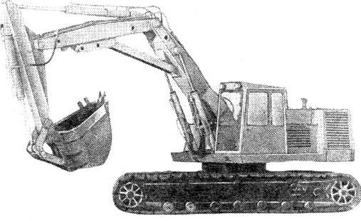 Экскаватор торфяной МТП-71